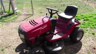 Freeloaded Murray 12.5 HP Riding Mower Fix/Start