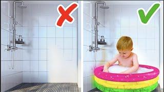 22 SMART LIFE HACKS FOR PARENTS