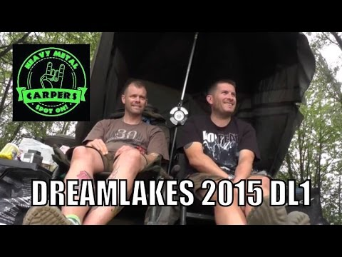 Carp Fishing France; Dreamlakes DL1 August 2015