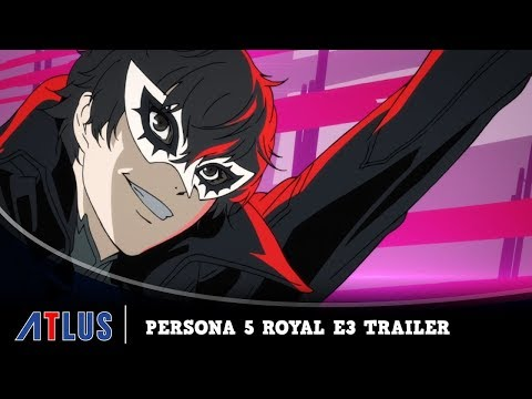 Gameplay Trailer E3 de Persona 5 Royal