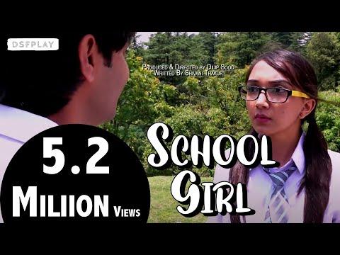 School Girl | A Hindi Short Film 2017 | Dsfplay