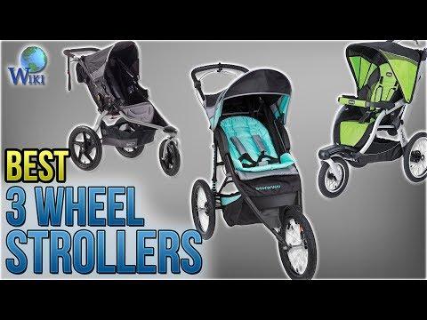 10 Best 3 Wheel Strollers 2018