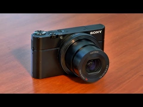 Review: Sony Cyber-Shot RX100 Digital Camera