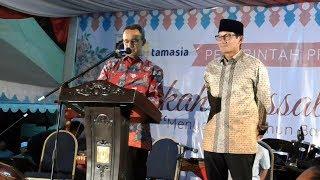 Nikah Masal Malam Tahun Baru 2018 Jakarta Dihadiri Lebih dari 400 Pasang
