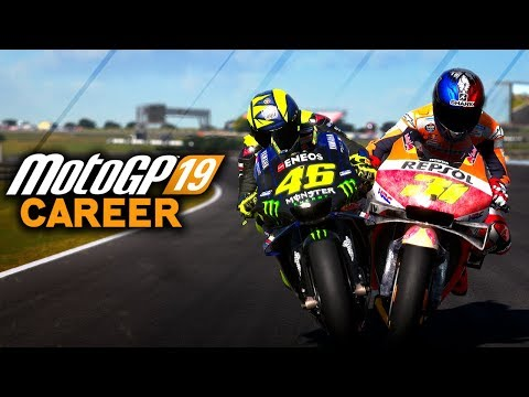 WE ARE WORLD CHAMPION! | MotoGP 19 Career Mode Gameplay Part 75 (MotoGP 2019 Game PS4)