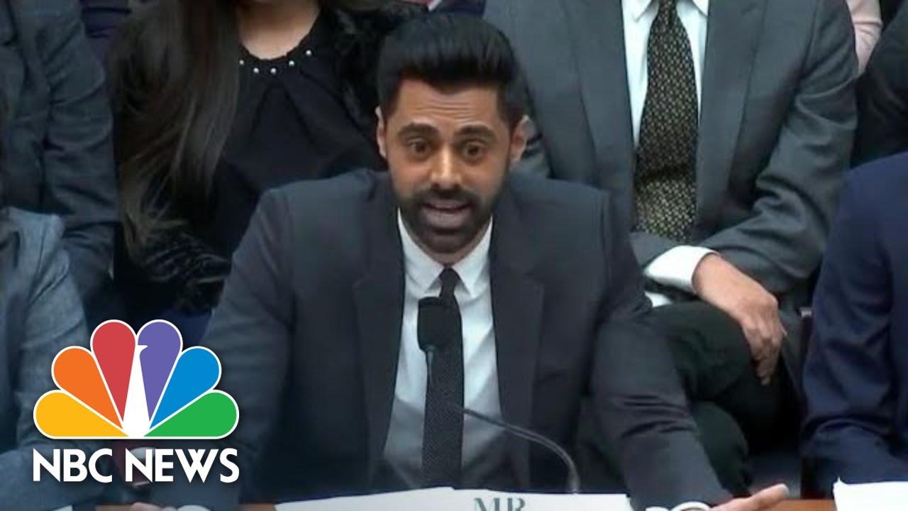 Hasan Minhaj Calls Out Congress Over Trainee Loans: 'You Paid Far Less For Your Degrees' NBC News thumbnail