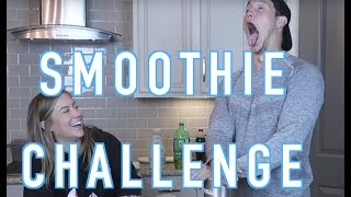 💩 The Worst Smoothie Challenge Ever 💩 | Shawn Johnson