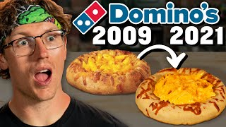 Recreating Domino's Discontinued Mac 'N Cheese Bread Bowl