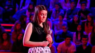 "Iolanda Costa - ""Who You Are"" Jessie J - The Voice Portugal - Provas Cegas - Season 2"