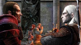 THE WITCHER - Geralt and Jacques