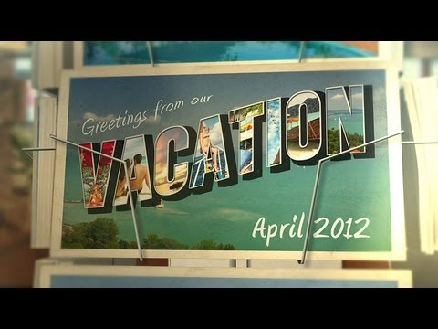 ​Postcard Vacation