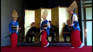 阿波踊り華麗なる技の競演三味フレーズ抜粋