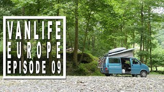 Van Life Vlog: Vanlife in the Basque Countries