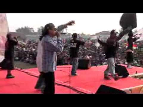 B'SouthGank - HipHop Boga Aing (Live Tigaraksa - Tangerang).flv