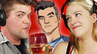 Drunk Single People Find Dates In Dream Daddy