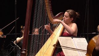 Cecilia - Harp, the perfect instrument to create the atmosphere for your event video preview