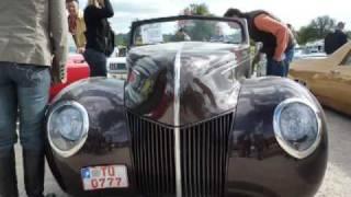 preview picture of video 'US-Car Treffen 2009 in Metzingen'