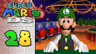 Super Mario 64 DS ITA [Parte 28 - Conigli E Minigiochi]