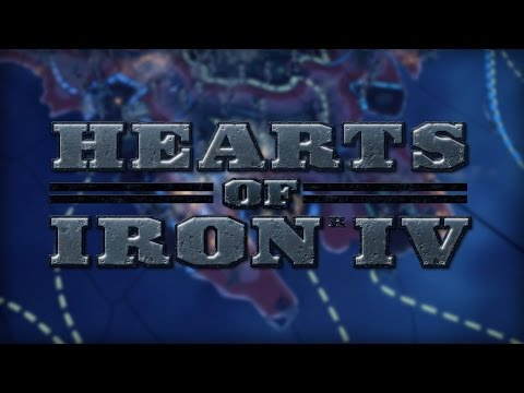 Hearts of Iron IV - Britain's Downfall - GAMESCOM 2015 thumbnail