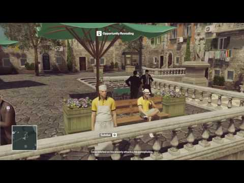 Let's Assassinate in Hitman S2 - Rubber Ducks and Poison Meals