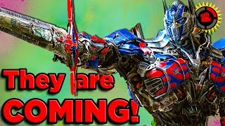 Film Theory: Transformers - GOOD Science, BAD Movies! - dooclip.me