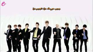 [HD] Super Junior - Sunflower {Arabic Sub} - YouTube.flv