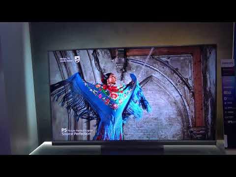 PHILIPS 4K TV 8503 & 8303 mit Ambilight (NEUHEIT 2018)