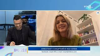 Imazh - Arrestimet e shqiptarëve nga Serbia 15.12.2020