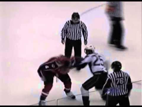Tyler Howe vs Alexandre Beauregard