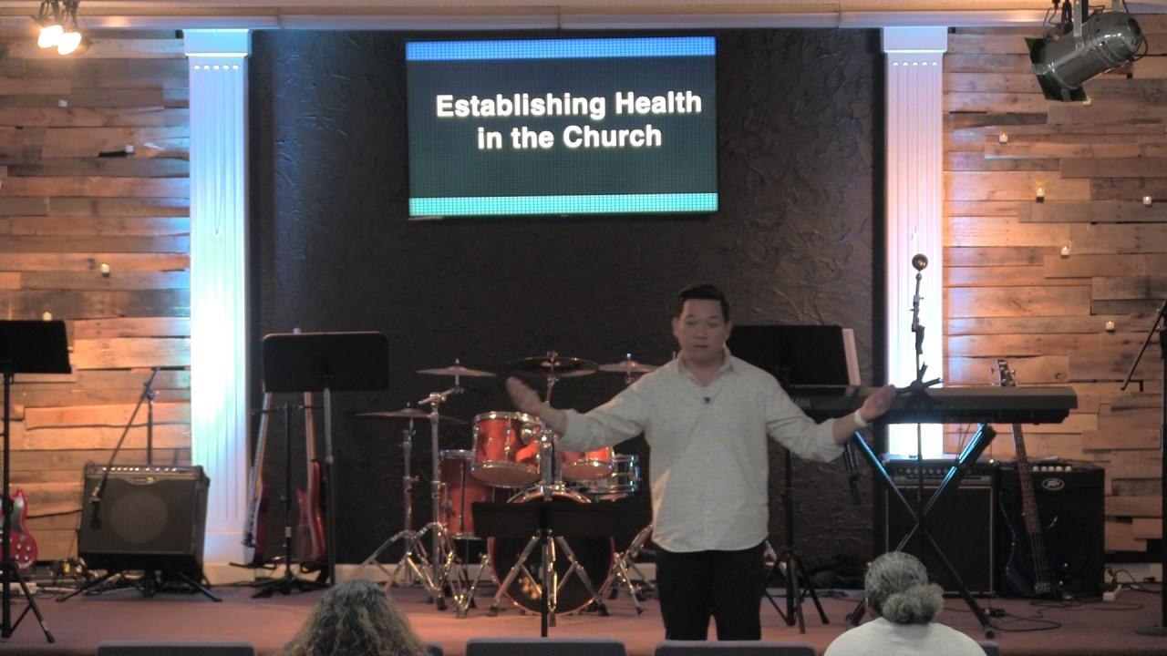 Establishing Health in the Church
