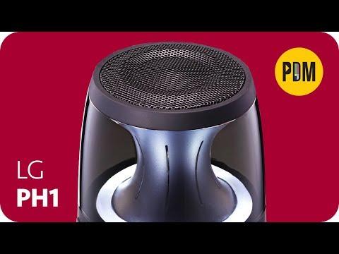 ÚJ!!! LG PH1 bluetooth hangszóró!!!