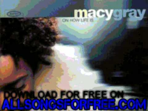 macy gray - Why Didn't You Call Me - On How Life Is