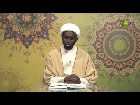 137. SAKIN AURE - Malam : Shekh malam Mouhammed Darulhikma