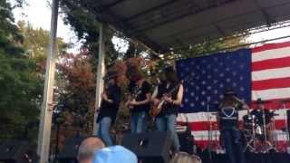 Simple Man - Jimmie Van Zant (Evesham Harvest Festival)