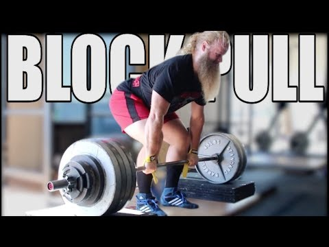 The Block/Rack Pull: Untamed Special