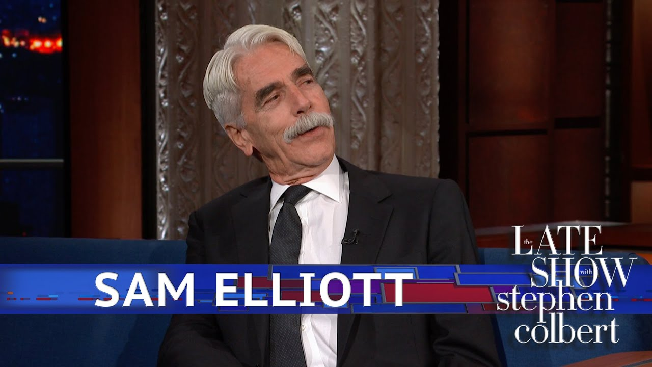 Sam Elliott On Cast Mates Lady Gaga And Bradley Cooper thumbnail
