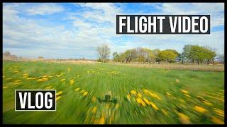 Sun On a Cloudy Day - FPV Flight Video - Vlog
