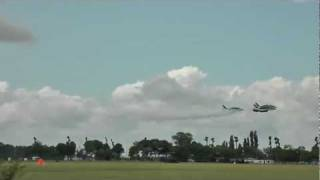 preview picture of video 'The Royal Saudi Hawks at Koksijde Air Show 2011'