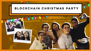 What Happened in the BlockchainSpace Christmas Meet & Greet | BlockchainSpace