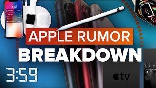 Last-minute Apple rumor breakdown before tomorrow's iPhone launch (The 3:59, Ep. 456)