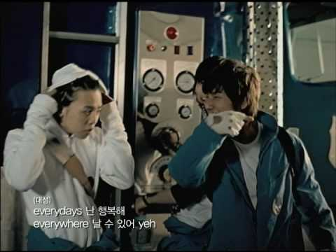 BIGBANG - So Fresh, So Cool (Hite Beer CF)
