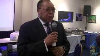wocotomadi fund raising gala,Cameroon's amb Atangana Foe calling on fellow citizens to massively sup