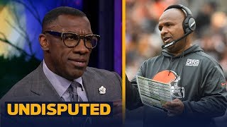 Skip and Shannon react to reports the Browns fired Hue Jackson | NFL | UNDISPUTED