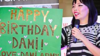 Dami Im - Moment Just Like This promo video