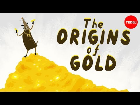 The True Extraterrestrial Origins of the Mineral Gold