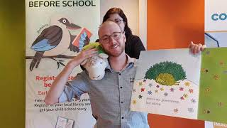Library Storytime: Where is the Green Sheep?