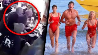 Bartender Knew How to Save Choking Customer From 'Baywatch'