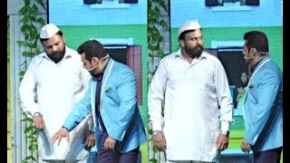 Salman Khan Makes Fun Of Bigg Boss 11 Jallad - YouTube