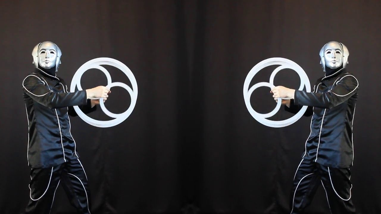 product video Gesloten Cirkel - Manipulatie Ring -per stuk - Closed Circle