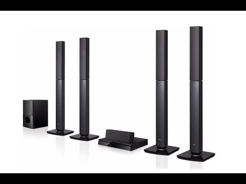 LG LHD657, UNBOXING OF LG LHD657 DVD Home Theater System,PLEASE SUBSCRIBE